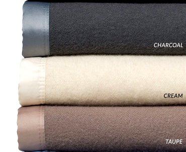 DELUXE JASON MERINO BLANKET By ONKAPRINGA - $0.00 : Merino Deluxe ... : jason wool quilt - Adamdwight.com