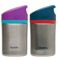ALADDIN HYBRID KIDS FOOD JAR / FLASK 6 hours heat / cold