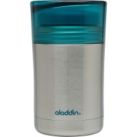 ALADDIN SCHOOL KIDS - STAINLESS STEEL Safe FOOD FLASK 350ML:$60