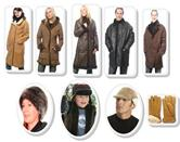 LUXURY SHEEPSKIN JACKETS & COATS