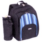 2 PERSON BACKPACK PICNIC SET:$75