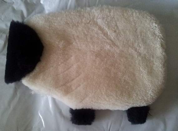 SHEEP HOTWATER Bottle Cover:$80