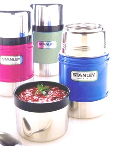 The STANLEY ALADDIN 480ML Food JAR in Range PASTEL Colours